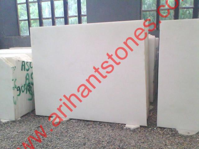 Makrana Absolute White Marble