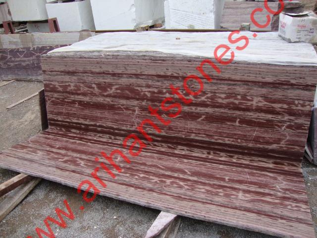 Rustic Pink Marble
