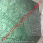 Leaf Green Marble (Small) (2)