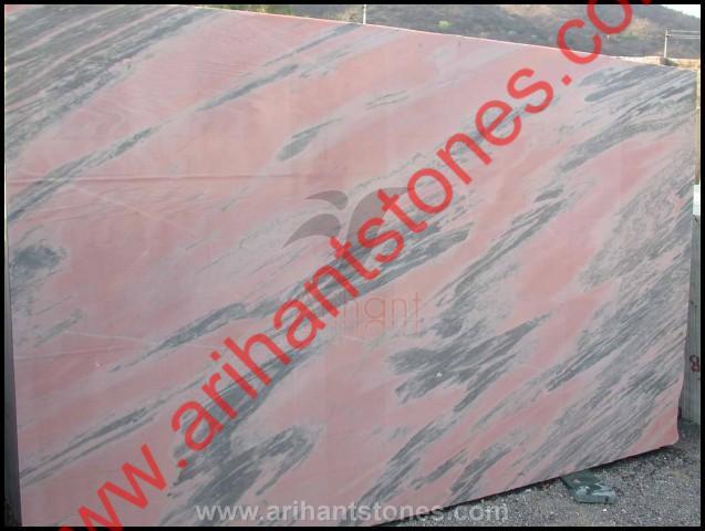 Rose Pink Marble