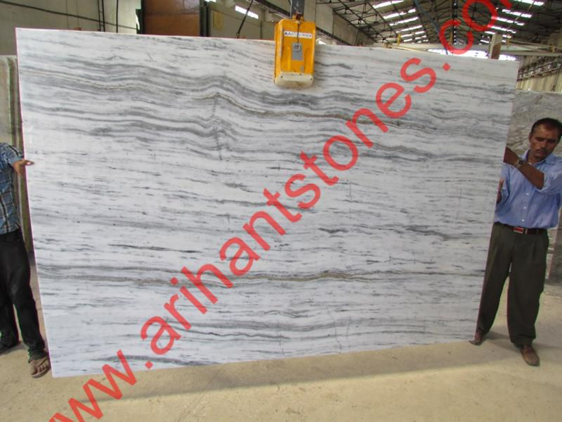 White Mercury Marble